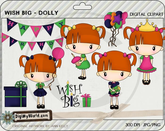Dolly - Wish Big