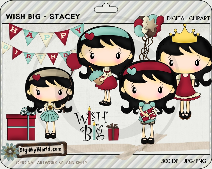 Stacey - Wish Big