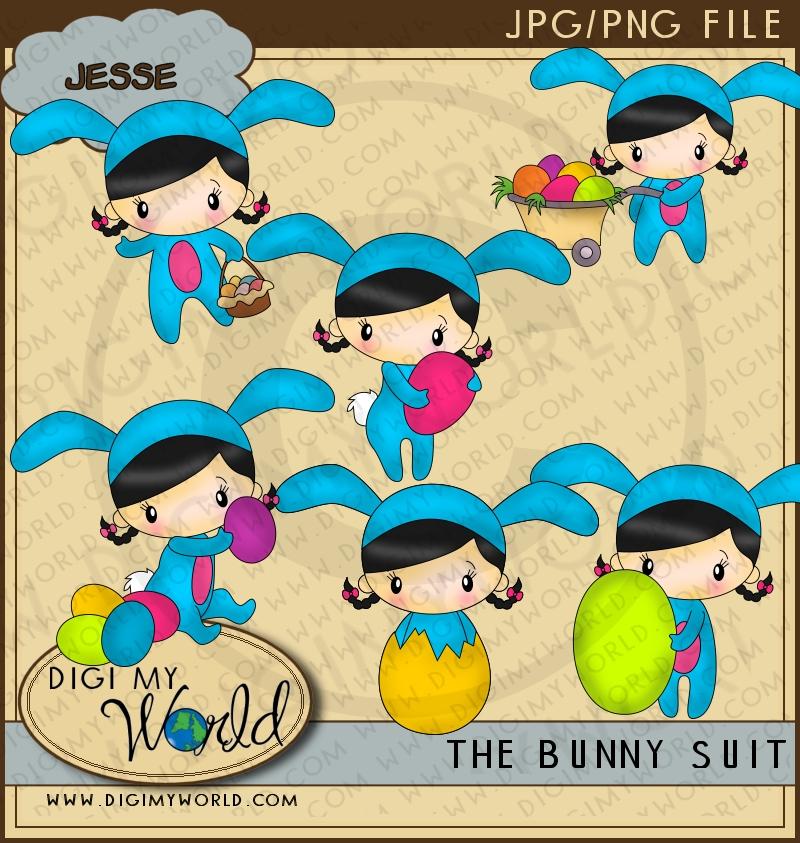 Bunny Suit -Jesse
