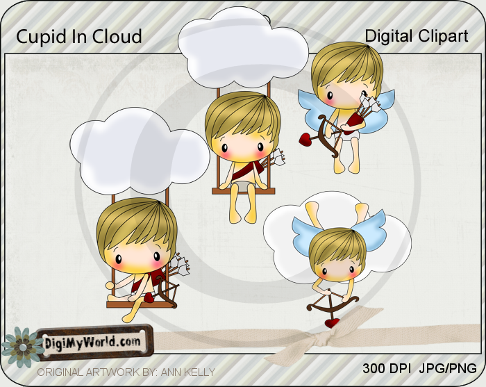 Cupid In Cloud