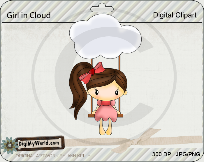 Girl In Cloud