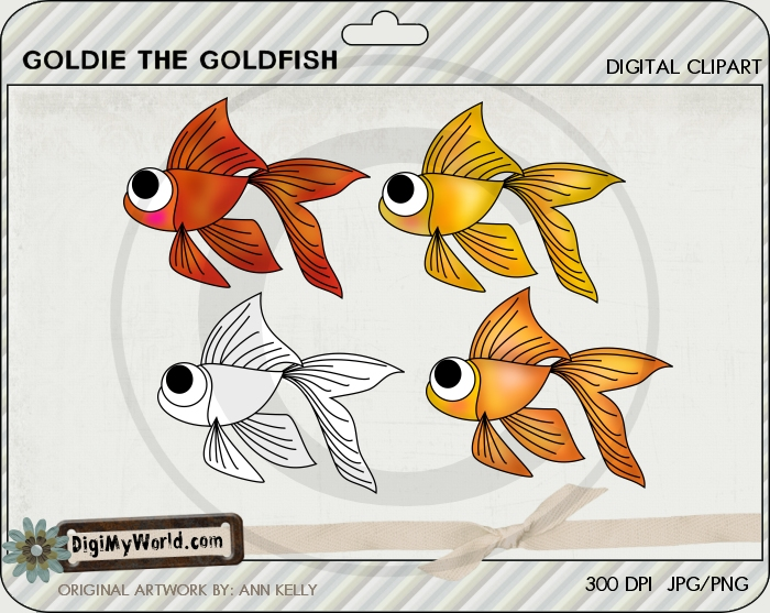 Goldie the Goldfish