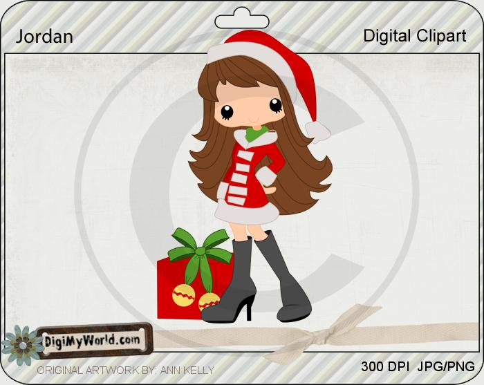 Santa's Helper - JORDAN