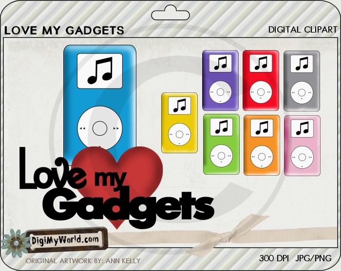 Love My Gadgets
