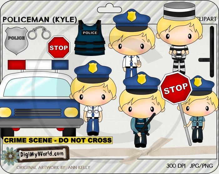 Policeman (Kyle)