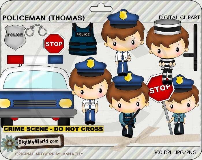 Policeman (Thomas)