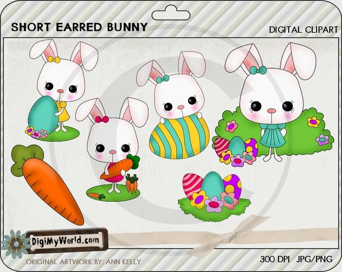Short Earred Bunny