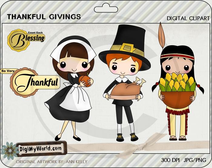 Thankful Givings