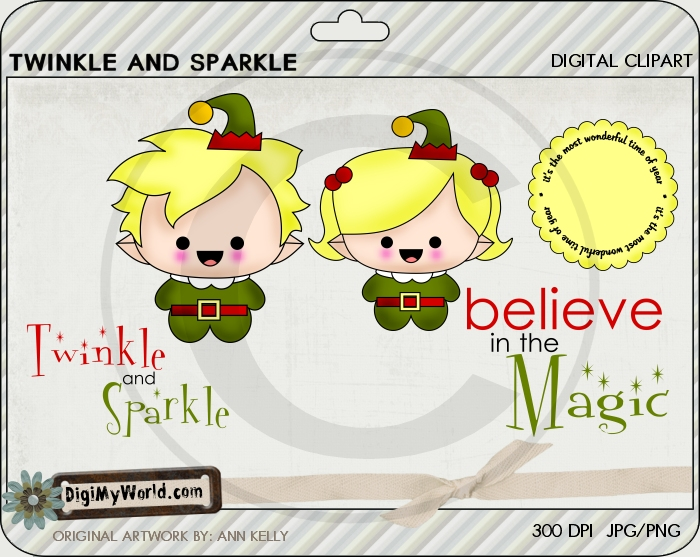 Twinkle and Sparkle