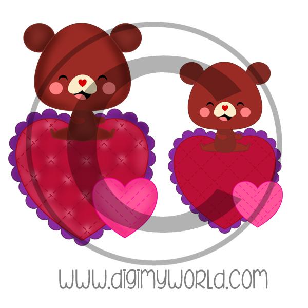 Vday Bear