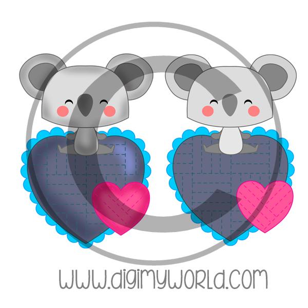 Vday Koala