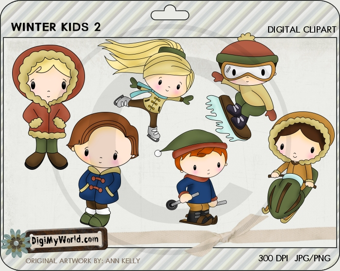 Winter Kids 2