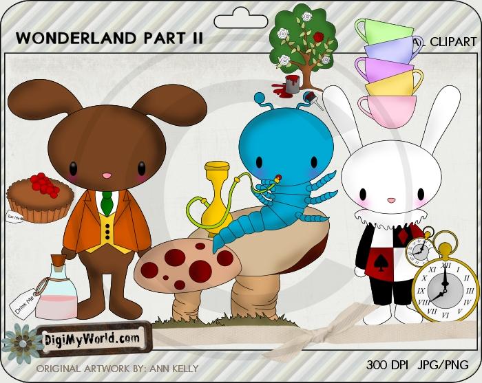 Wonderland part II