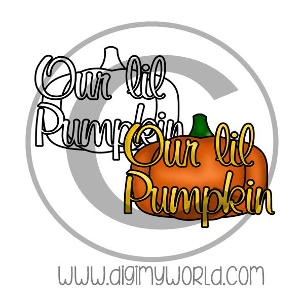 Our Lil Pumpkin