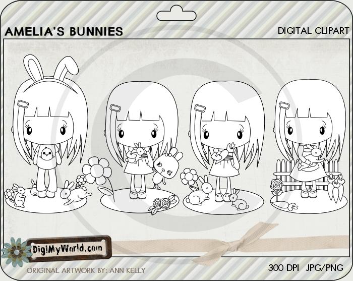 Amelia's Bunnies