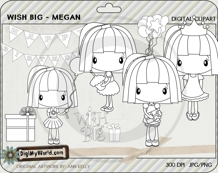 Megan - Wish Big