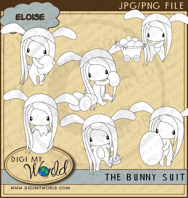 Bunny Suit - Eloise