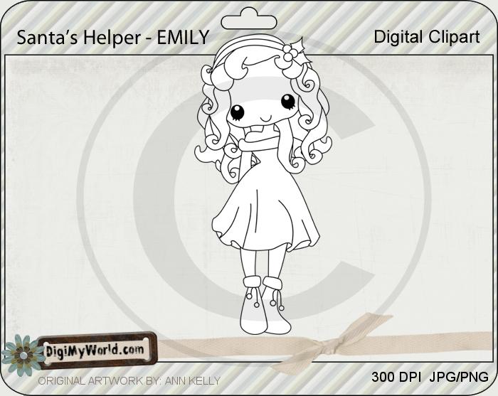Santa's Helper - EMILY