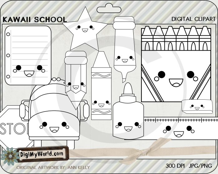 Kawaii School