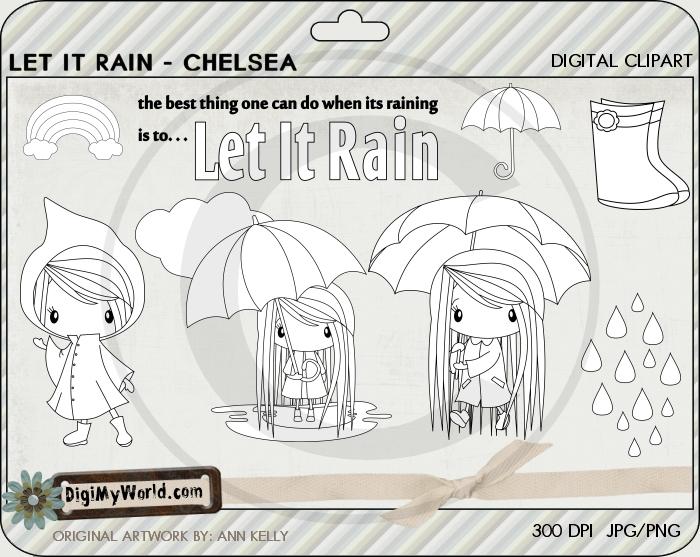 Let it Rain (Chelsea)