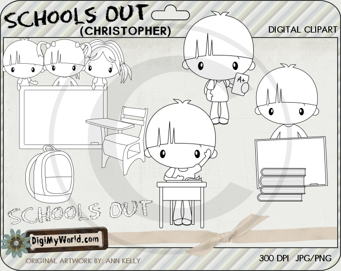 Schools Out (Christopher)
