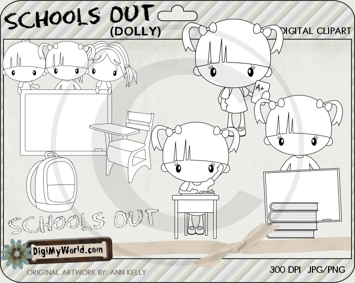 Schools Out (Dolly)