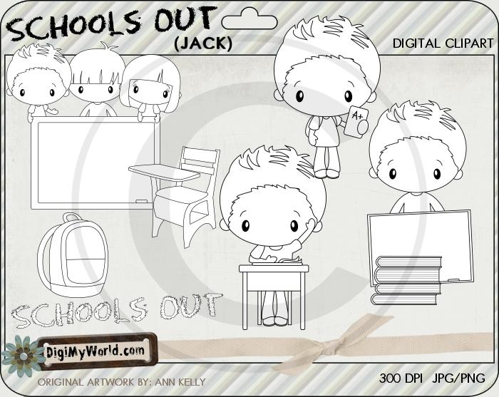 Schools Out (Jack)