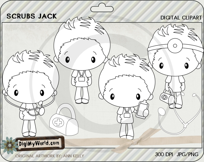 Scrubs Jack
