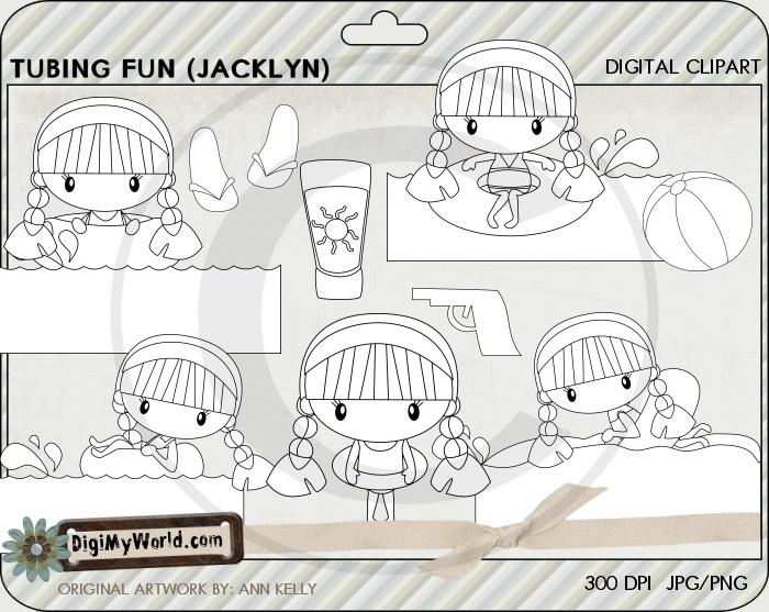Tubing Fun (Jacklyn)