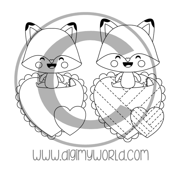 Vday Fox