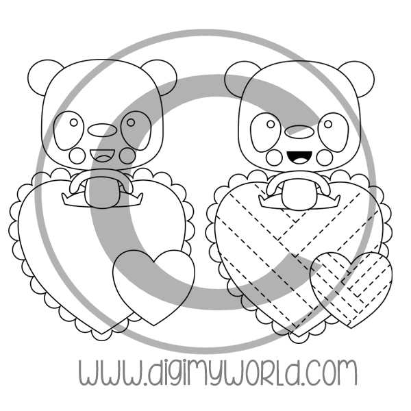 Vday Panda