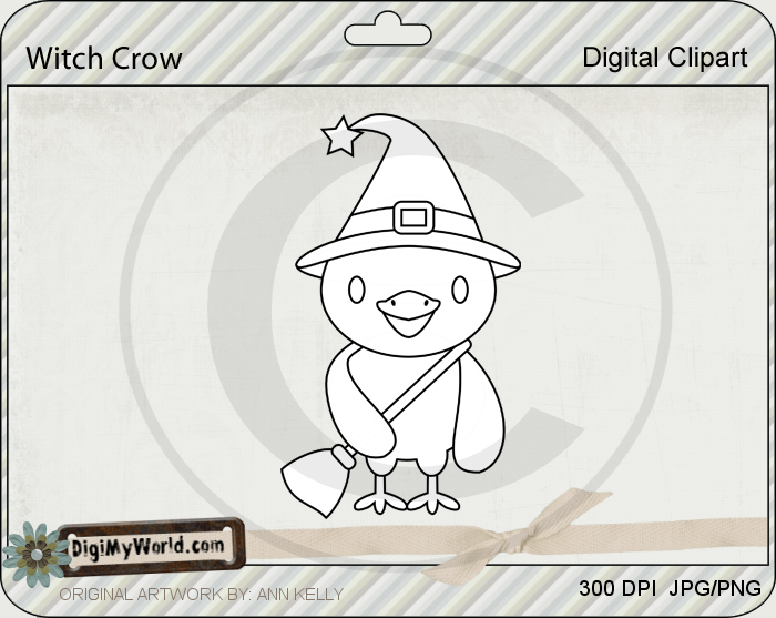 Witch Crow Single