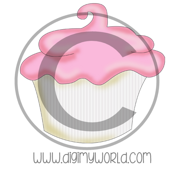 Simple Cupcake