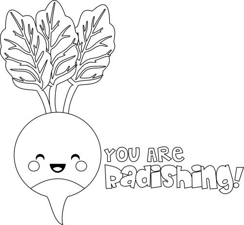 Radishing